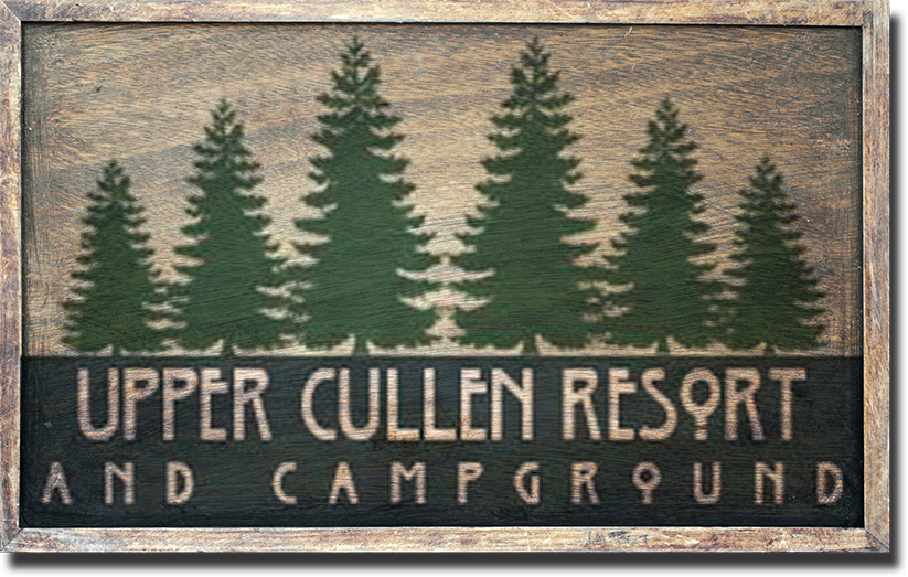 Upper Cullen Resort Logo